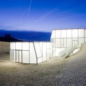 Cite de L'Ocean et du Surf, Steven Holl Architects