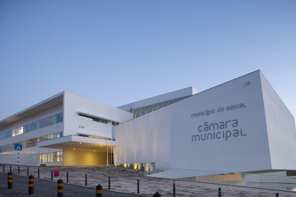 Câmara Municipal de Seixal / NLA – Nuno Leónidas Arquitectos, ©Jose Manuel