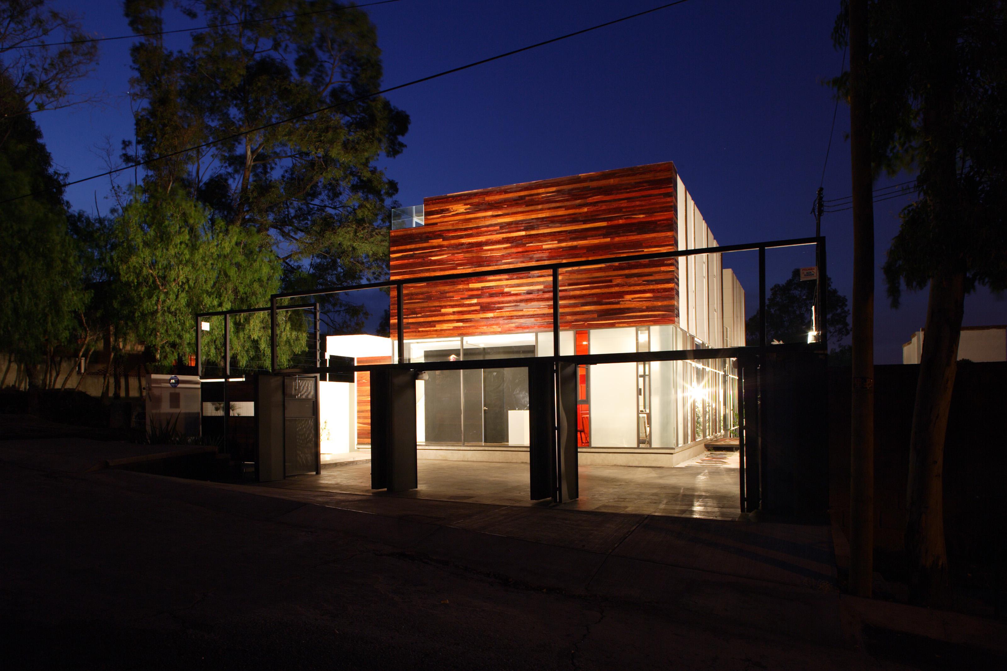 Casa del Lobo / Darkitectura, © Jorge Taboada