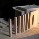 Maquete - Vista Lateral 1