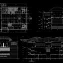 Desenho Técnico da Estação