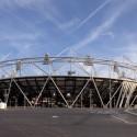 Londres 2012 Estádio Olímpico, Populous
