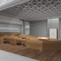 Sinagoga interior - Imagem Urban Recycle