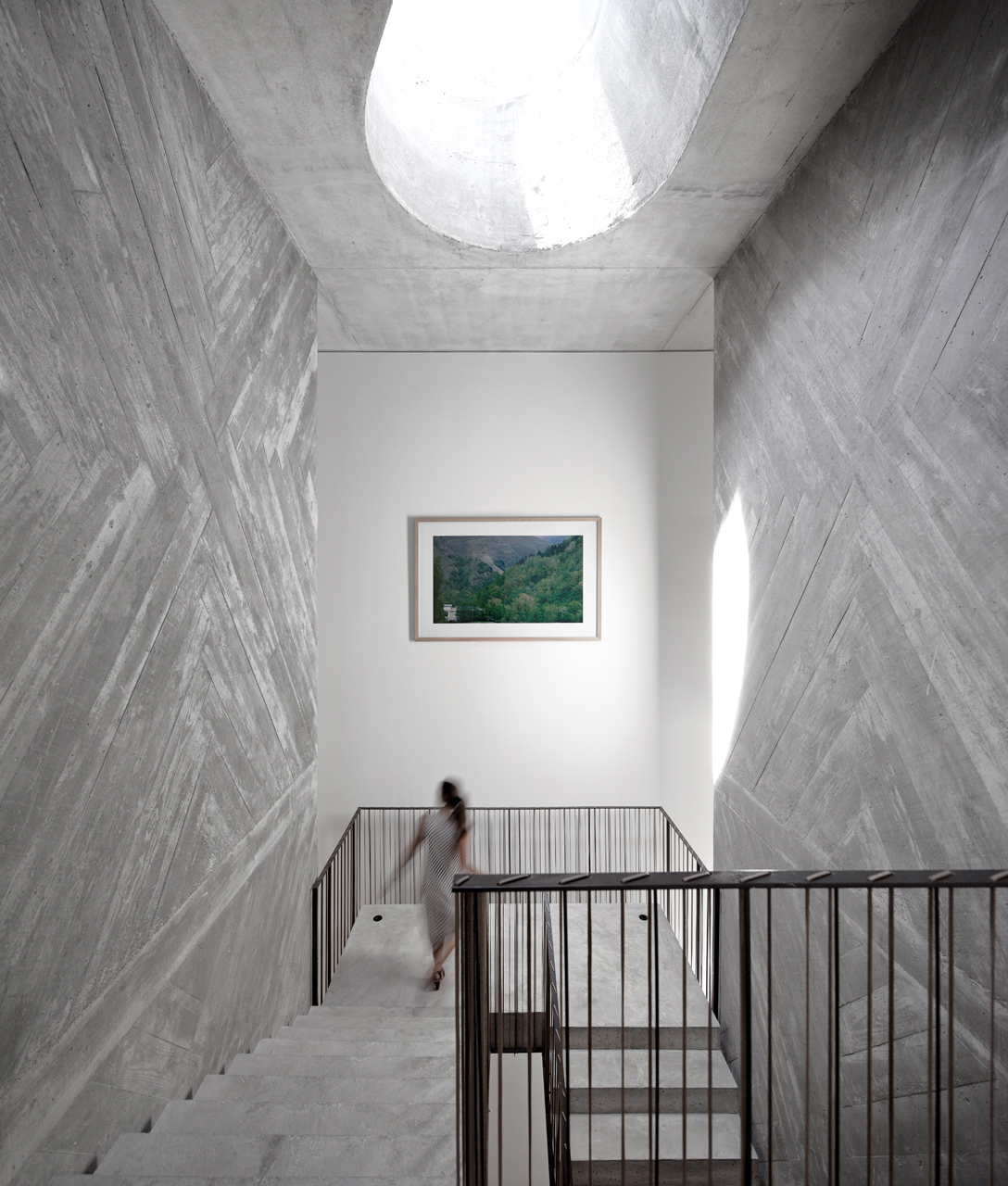 Casa do Conto / Pedra Líquida, © FG+SG – Fernando Guerra, Sergio Guerra