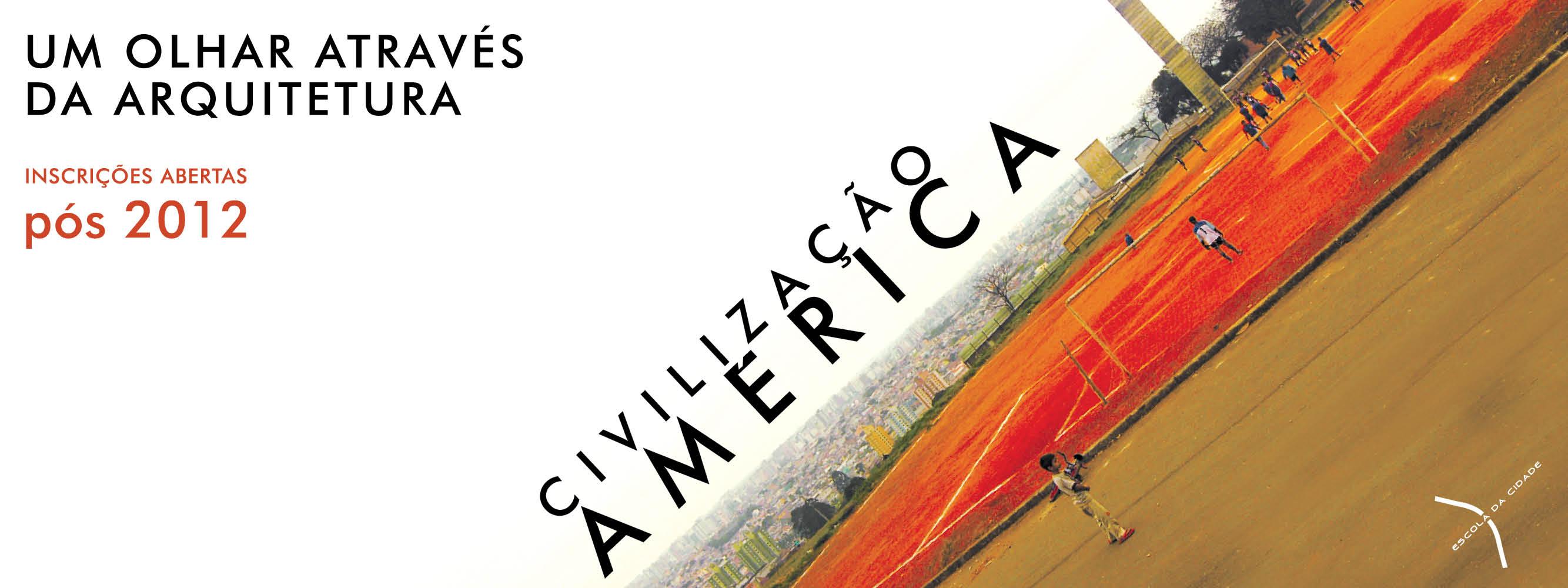 Escola da Cidade abre inscrições  para Pós- Graduação 2012 / São Paulo - SP, Divulgação