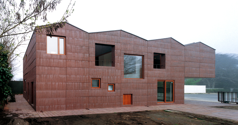Casa Pael / Pezo von Ellrichshausen, © Cristóbal Palma