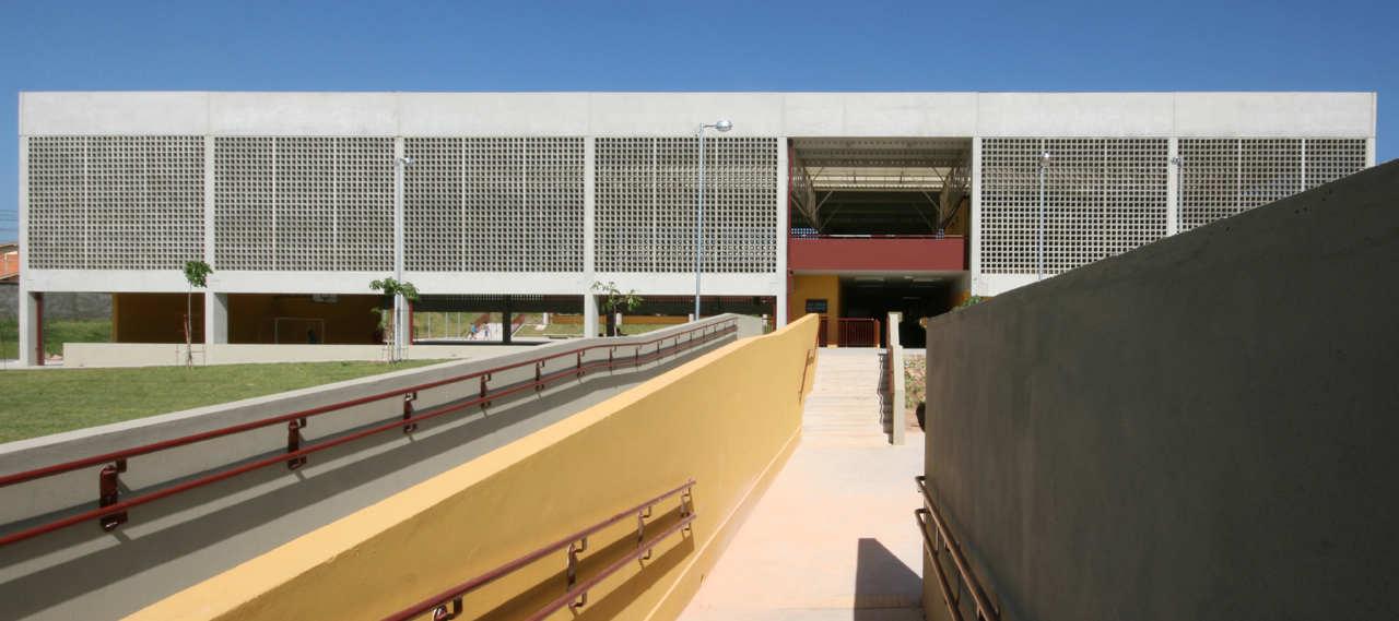 FDE Campinas - Escola Estadual Parque São Bento / bvy arquitetos, © Bebete Viégas