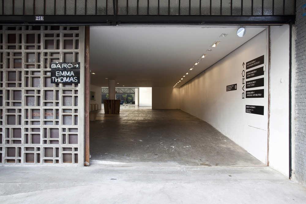 Galeria Baró / Sub Estúdio, © Fran Parente