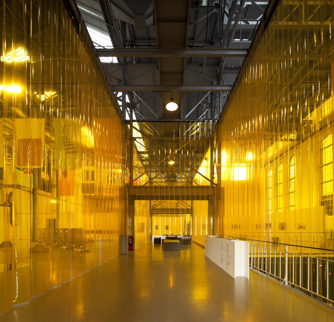 Exposição Prêmio EDP Novos Artistas / Ricardo Carvalho + Joana Vilhena Arquitectos, © FG+SG – Fernando Guerra, Sergio Guerra
