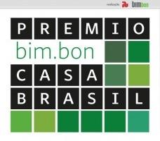 Prêmio bim.bon Casa Brasil / Belo Horizonte - MG