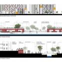 Cortes - Cortesia AUM arquitetos