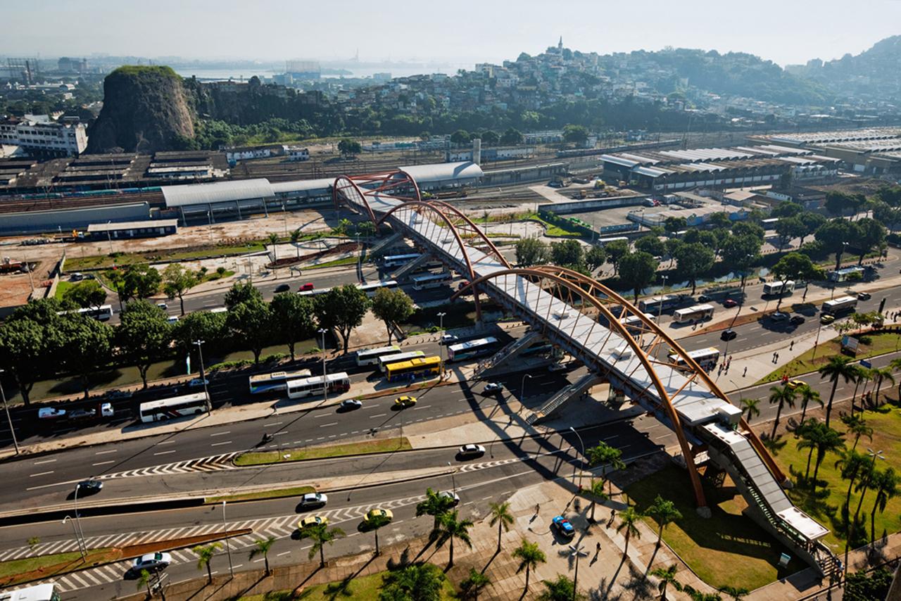 Estação de metrô Cidade Nova  / JBMC arquitetura & urbanismo, © Nelson Kon