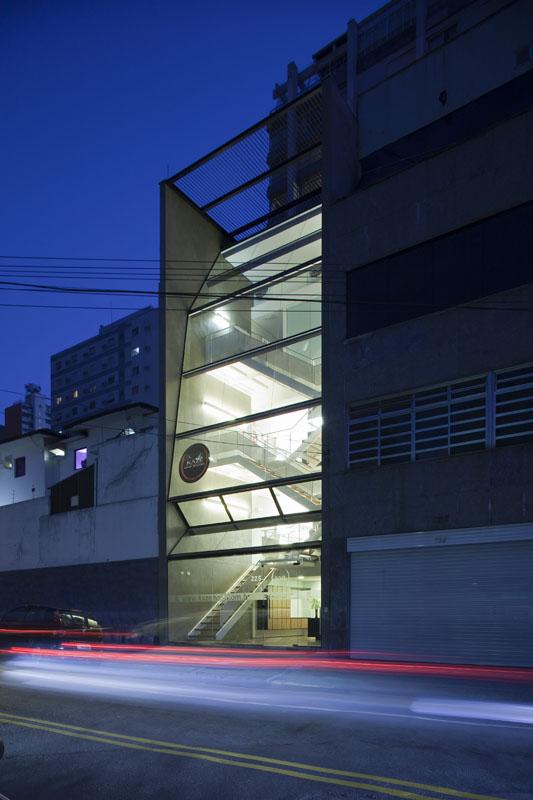 Studio Kaze Paulista / FGMF - Forte, Gimenes e Marcondes Ferraz Arquitetos, © Fran Parente