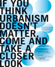 Nova série de palestras Capita Selecta: Novas condições para o Urbanismo / Amsterdã - Holanda