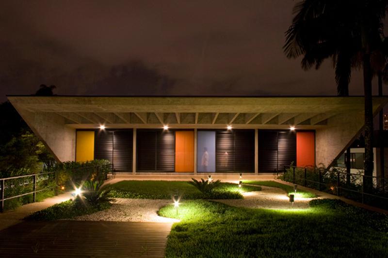 Residência G + A / Stuchi & Leite Projetos, ©  Ana Mello