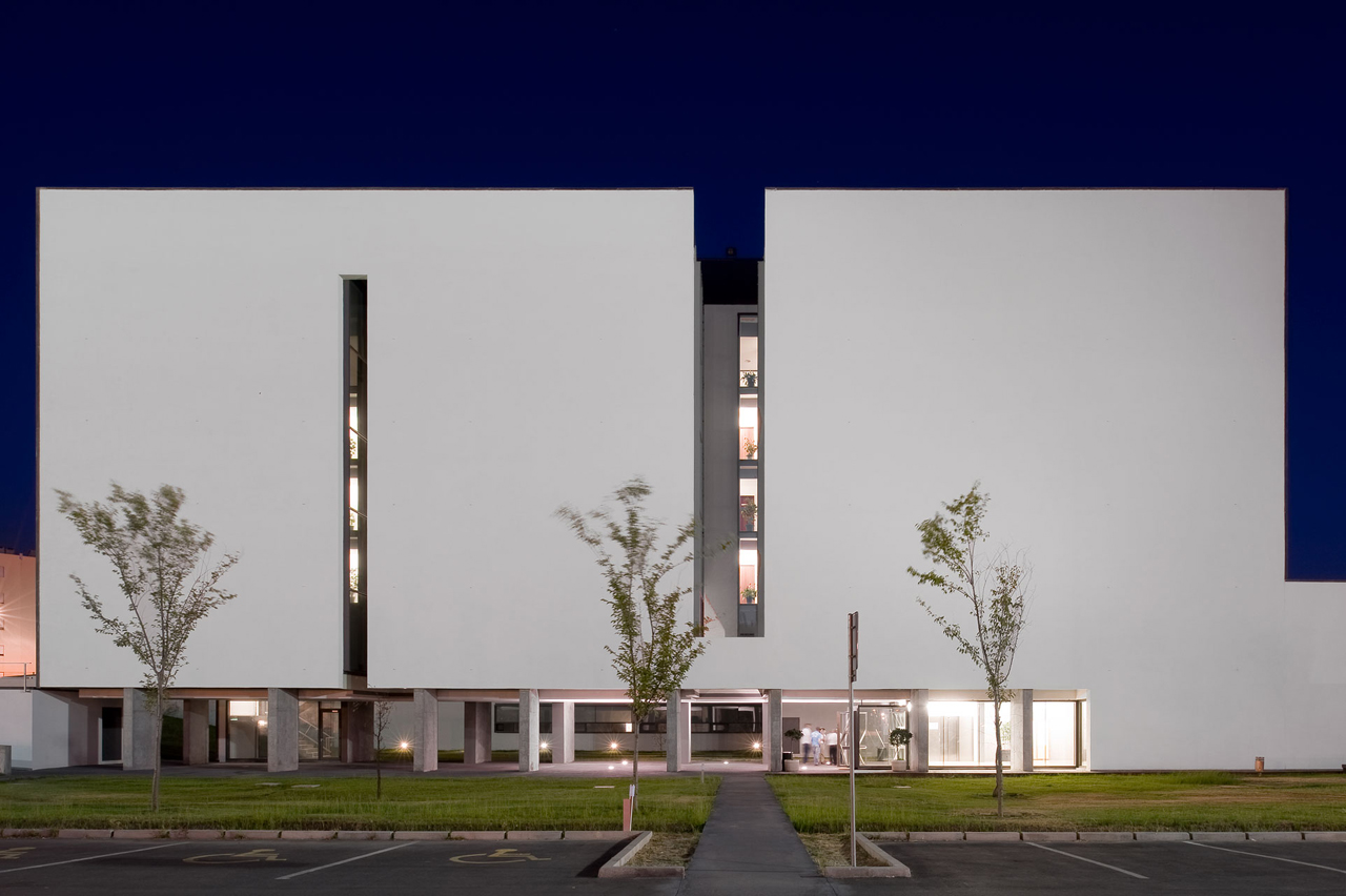 Escola Superior de Tecnologia do Barreiro / ARX, © FG+SG – Fernando Guerra, Sergio Guerra