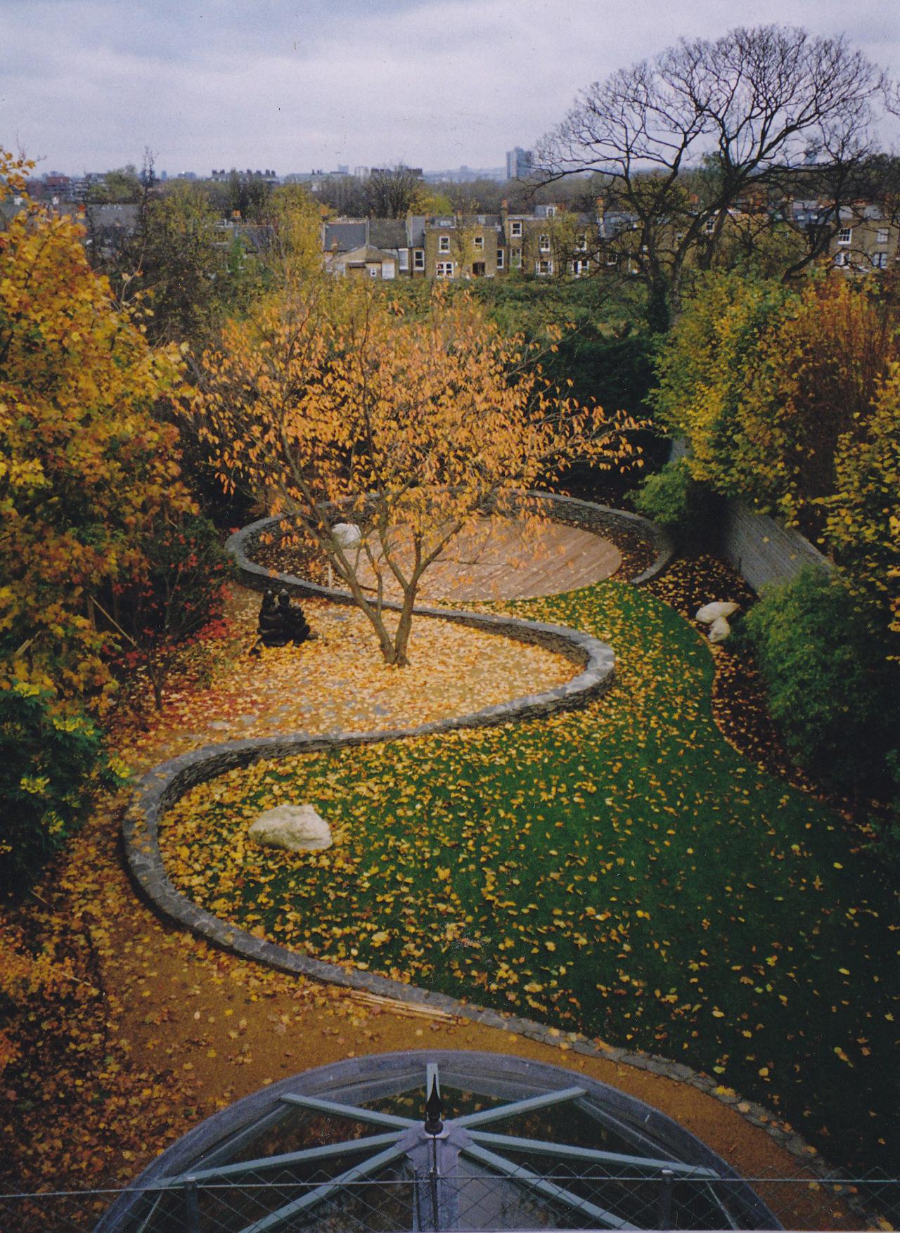 Foster Garden / Roberto Silva, Cortesia de Silva Landscapes
