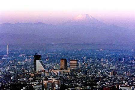 """Japão estuda criar um """"backup"""" de Tóquio / Japão, © France Presse"""
