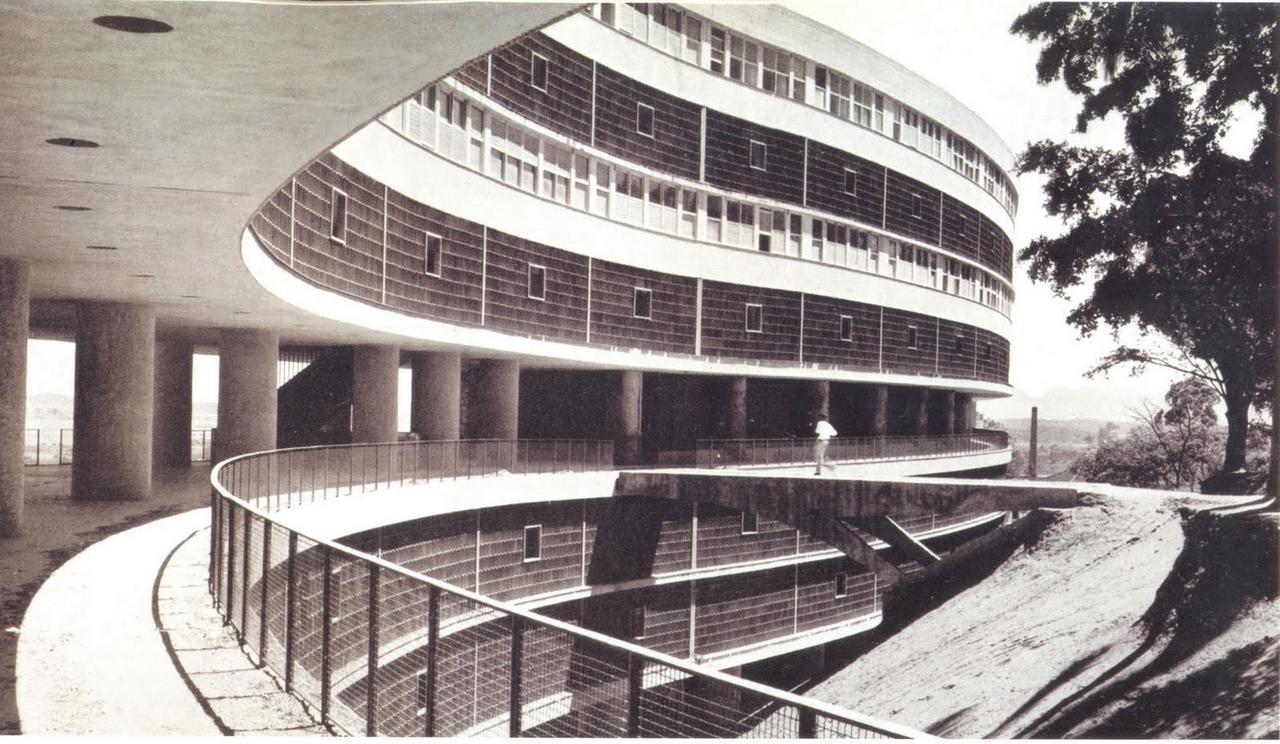 Clássicos da Arquitetura: Conjunto Residencial Prefeito Mendes de Moraes (Pedregulho) / Affonso Eduardo Reidy, Cortesia de Nabil Bonduki
