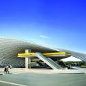 Terminal de BRT Marechal Deodoro - Rio deJaneiro 1