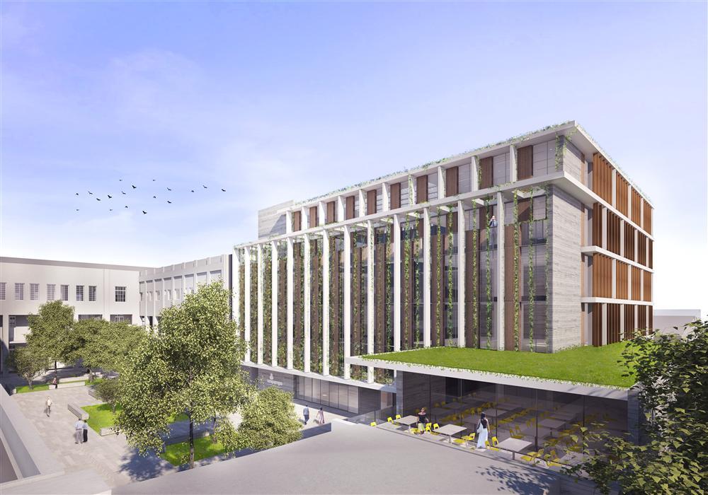 Concurso Público para Expansão do Campus Santana do Livramento - UNIPAMPA – RS – 3° Lugar / Mader Arquitetos Associados , Cortesia Mader Arquitetos Associados