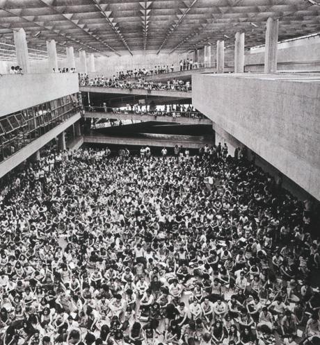 Feliz dia do Arquiteto!, FAU - USP, Vilanova Artigas, 1969