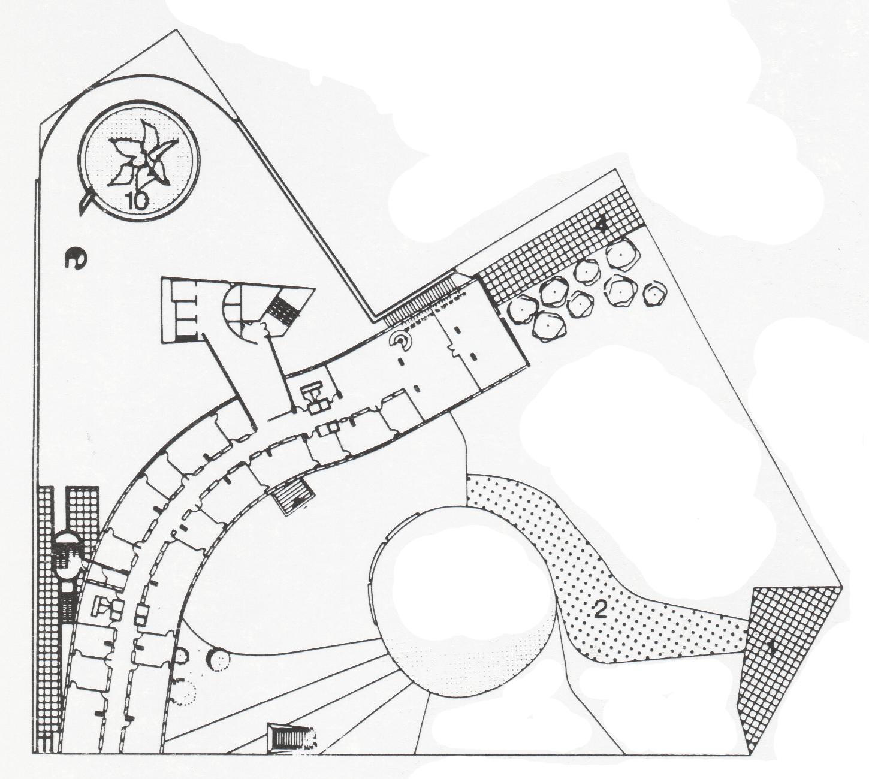 Galeria de cl ssicos da arquitetura sede do partido for Oscar plans