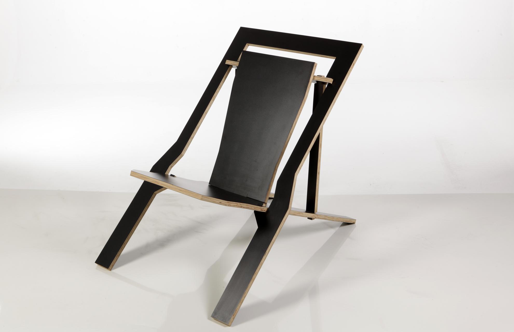 Cadeira Uno / Sousa Guerra Arquitetura, © Eduardo Carneiro