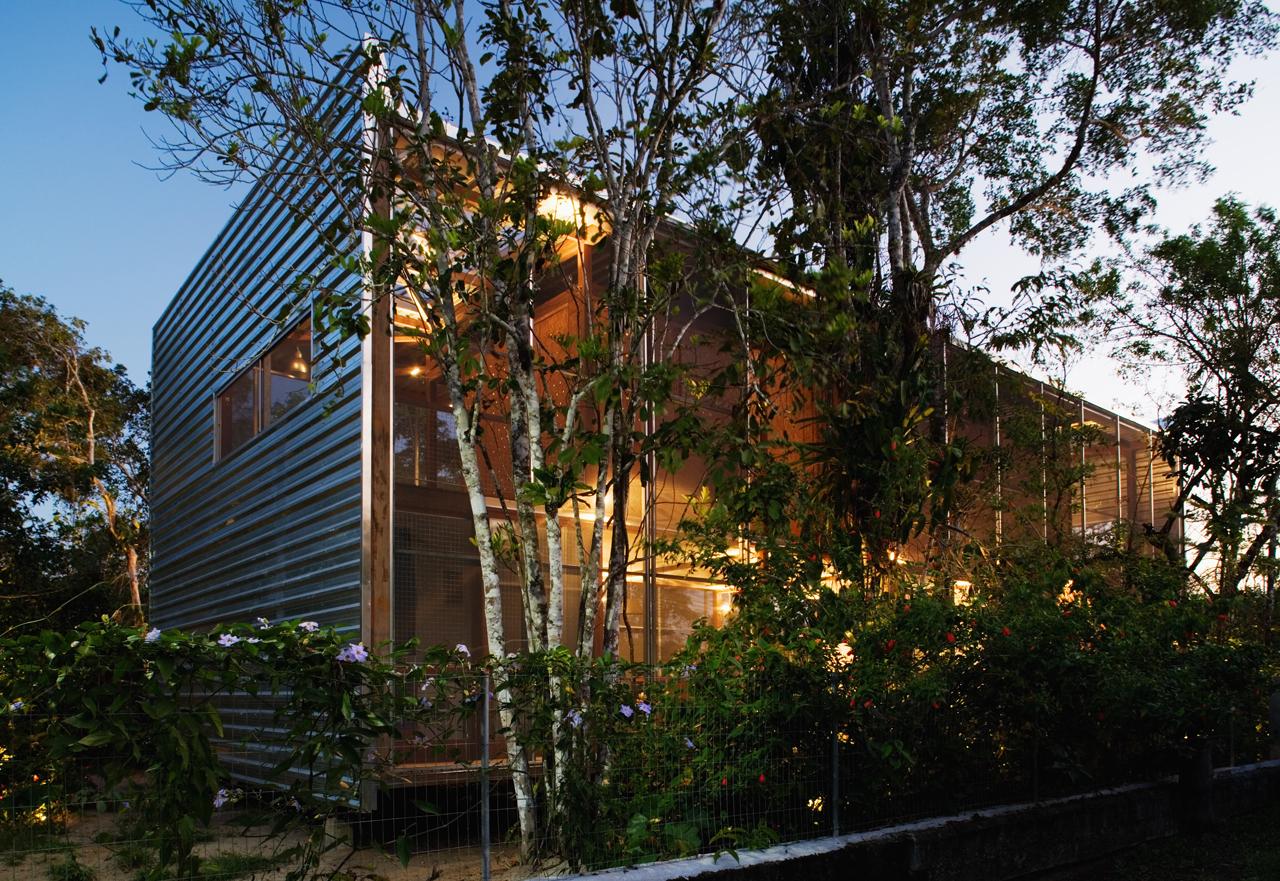 Residência RR / Andrade Morettin Arquitetos Associados, © Nelson Kon