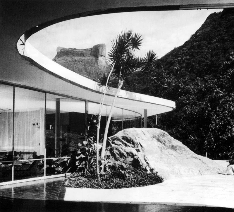 Clássicos da Arquitetura: Casa das Canoas / Oscar Niemeyer, © SkyscraperCity