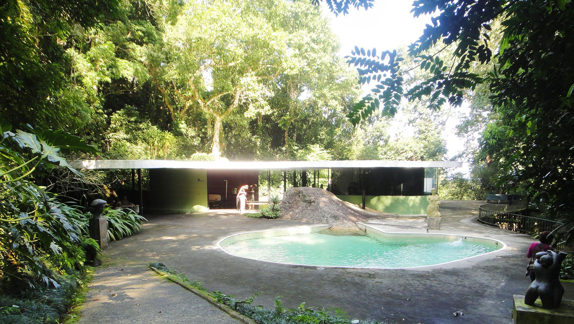 Galeria De Cl 225 Ssicos Da Arquitetura Casa Das Canoas