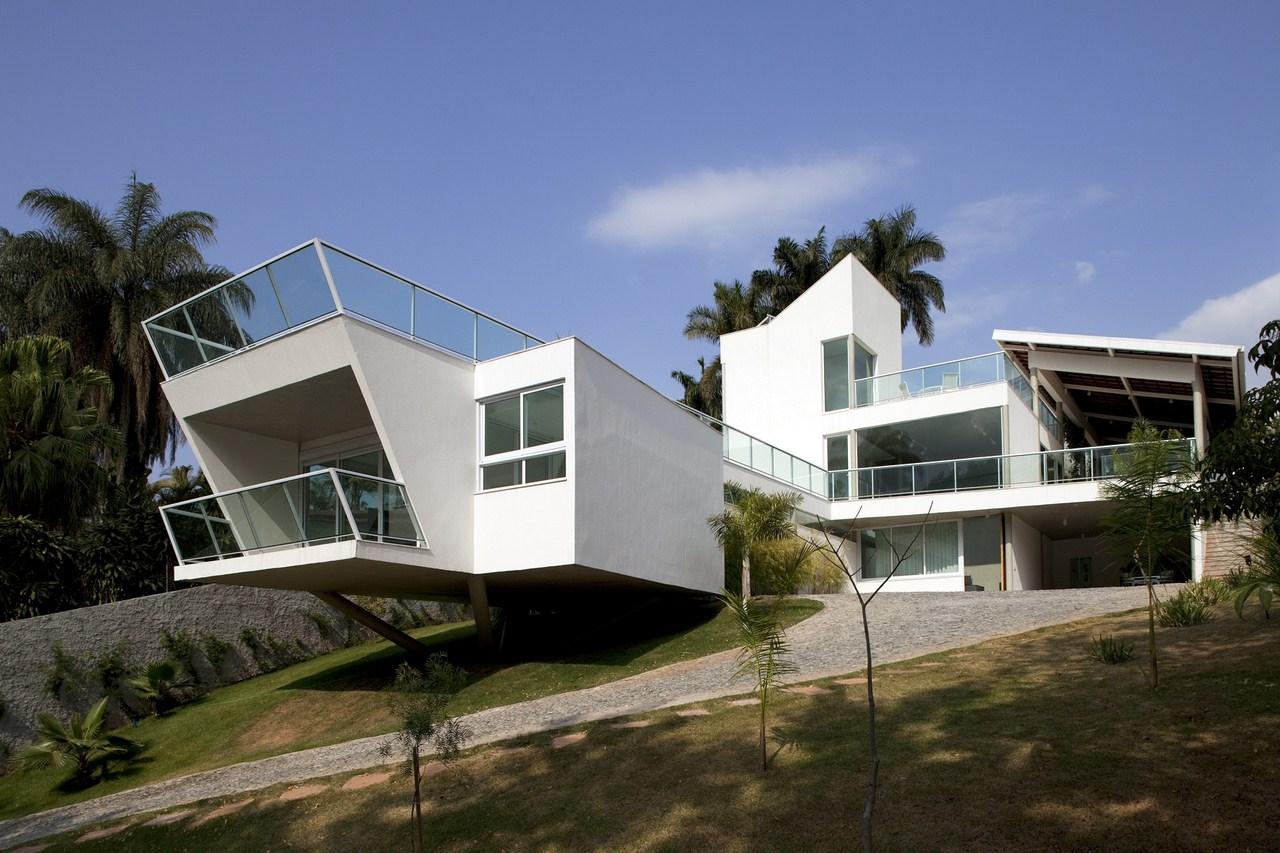 Casa FP / João Diniz, © Leonardo Finotti