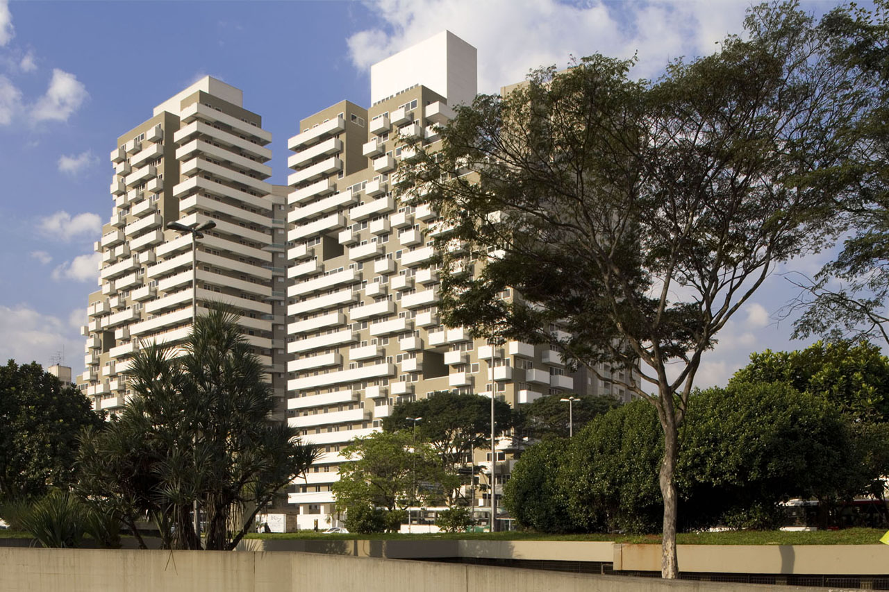 Top Towers / Königsberger Vannucchi Arquitetos Associados, © Leonardo Finotti
