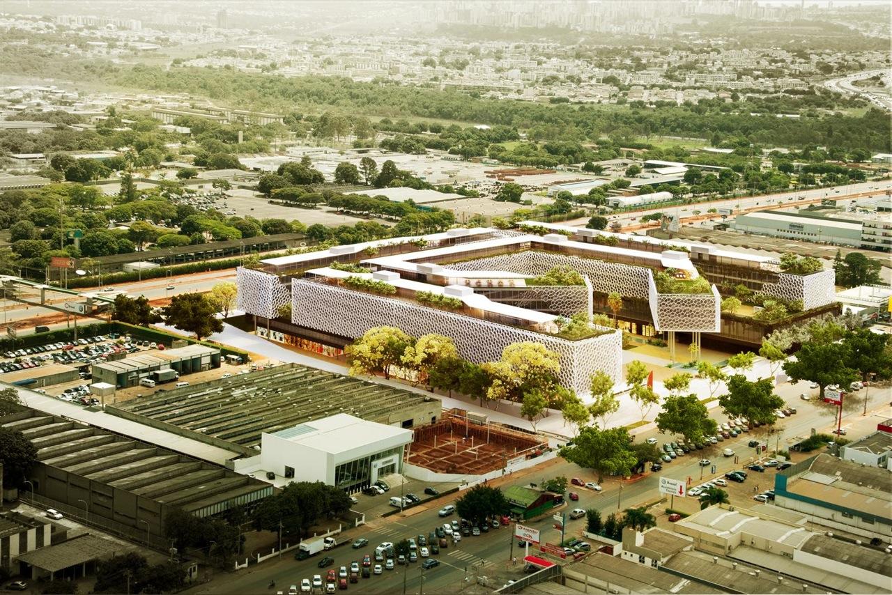 Complexo Multi-uso SIA Brasília  / FGMF, © PVID