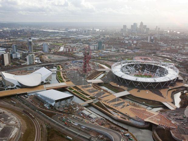 Olimpíadas 2012 - Londres conclui 90% das obras, © LOCOG/Getty Images