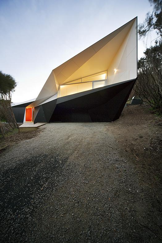 Casa Garrafa de Klein / McBride Charles Ryan, © John Gollings