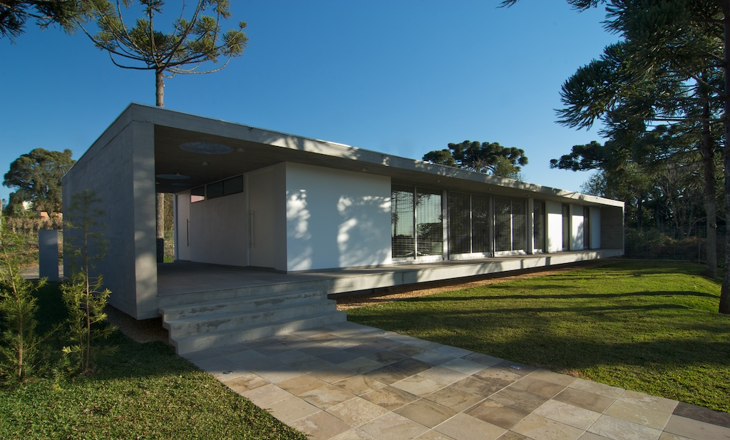 Casa Bertolini / Studioparalelo + MAAM, © Eduardo Aigner