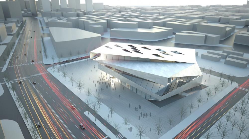 Museu do Planejamento Urbano / Architects Collective, Cortesia de Architects Collective