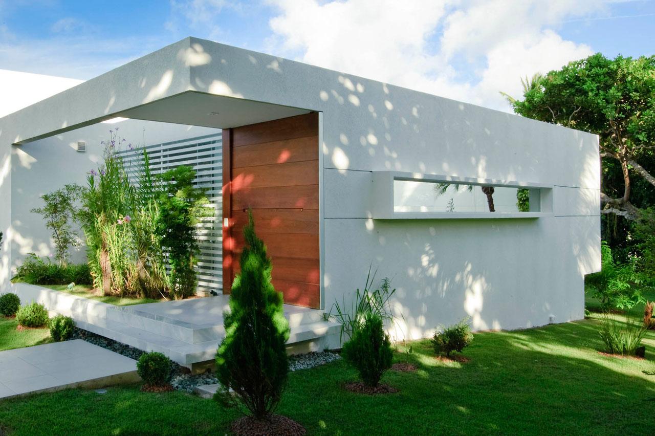 Galeria de casa carqueija bento e azevedo arquitetos for Galerias casas minimalistas