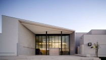 Biblioteca Municipal de Ílhavo / ARX PORTUGAL