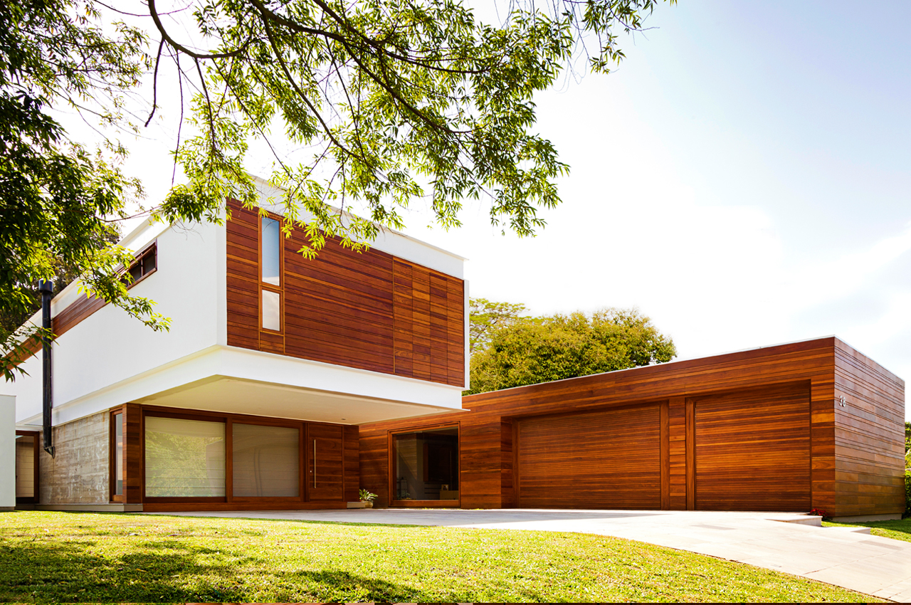 Casa Haack / 4d-arquitetura, Cortesia 4D