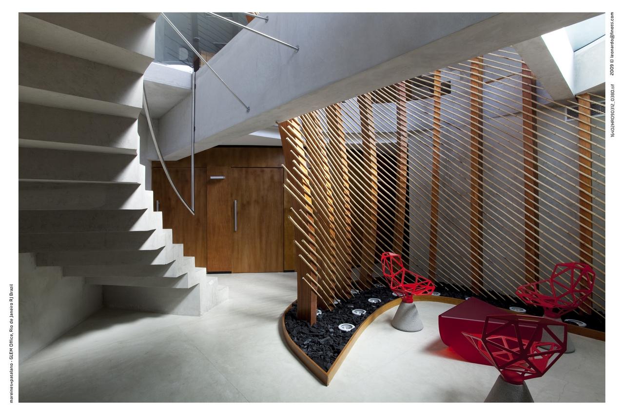 Escritórios Glem / Mareines + Patalano Arquitetura, © Leonardo Finotti