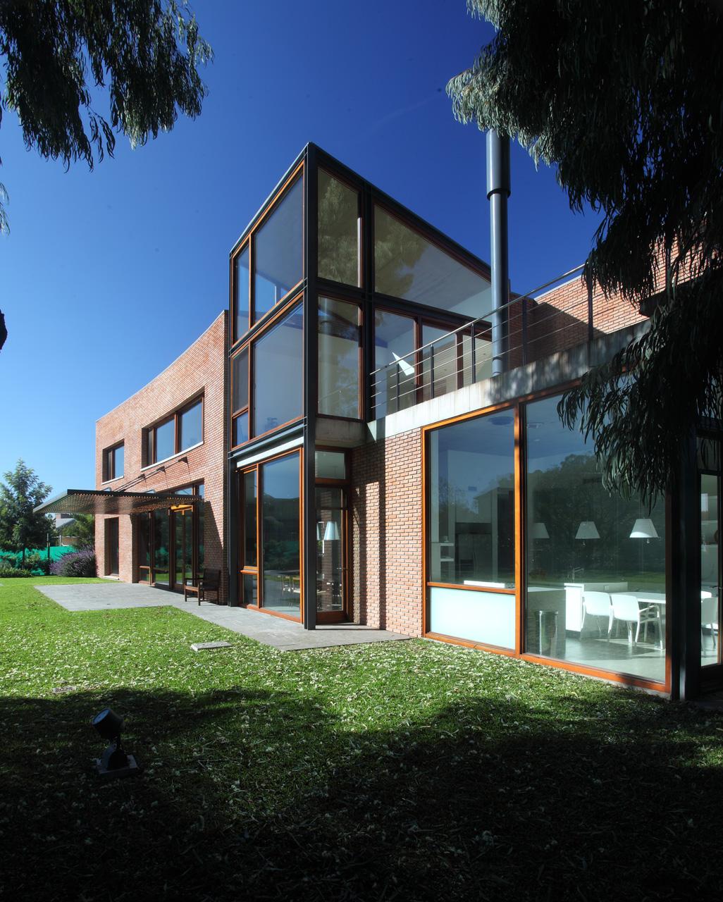 Casa em San Jorge / David Mutal Arquitectos, © Gustavo Sosa Pinilla