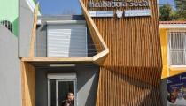Incubadora Social ITESM-BANCOMER / Shine Architecture