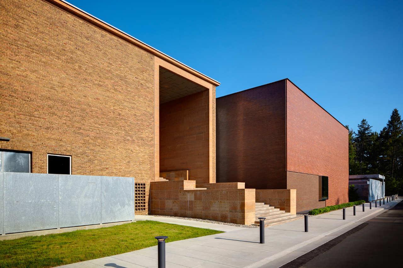 Museu de Arte Cranbrook / SmithGroup JJR, © Jim Haefner
