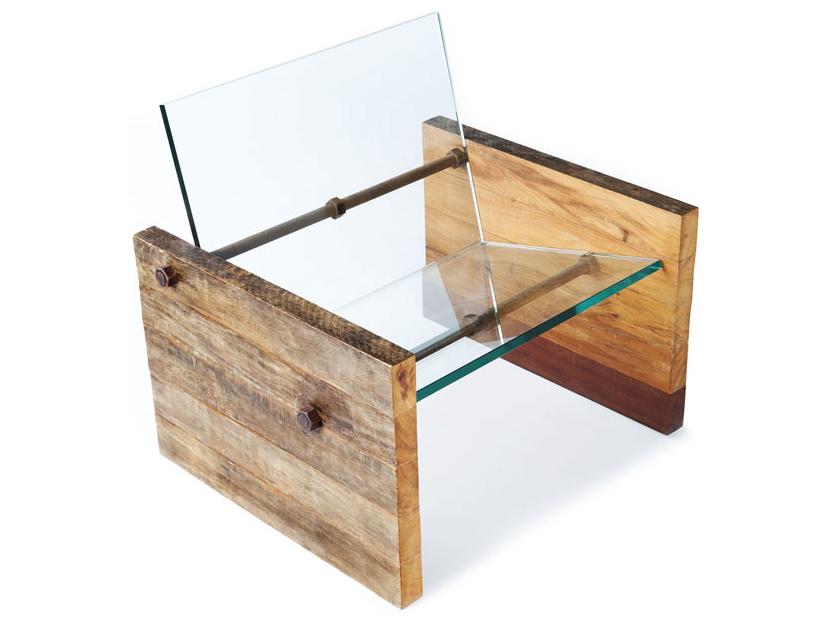 Cadeira de Vidro / Pronto Socorro do Vidro