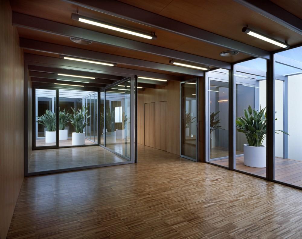 Galeria de sede do col gio territorial de arquitetos de - Arquitectos valencia ...