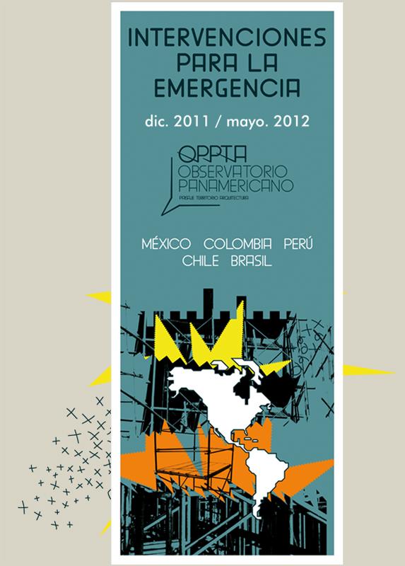 Convocatória Concurso Internacional OPPTA 2011 - 2012