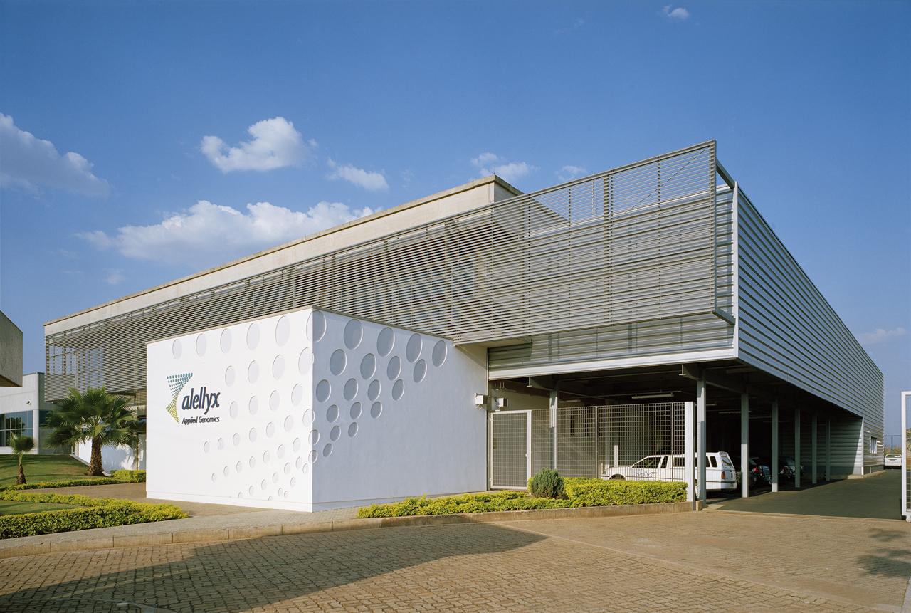 Laboratório Alellyx / Andrade Morettin Arquitetos Associados, © Nelson Kon
