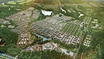 Djibloho Futura capital da Guiné‐Equatorial / Ideias do Futuro